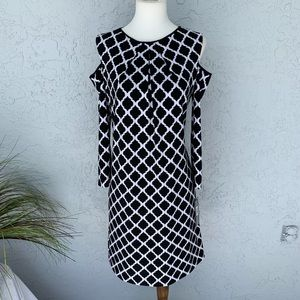 New! Tahari Arthur S Levine Dress SZ 4